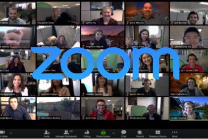 zoom βιντεοκλήσεις