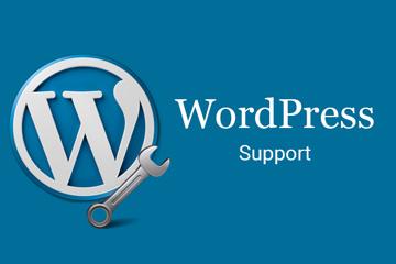 Υποστήριξη Wordpress